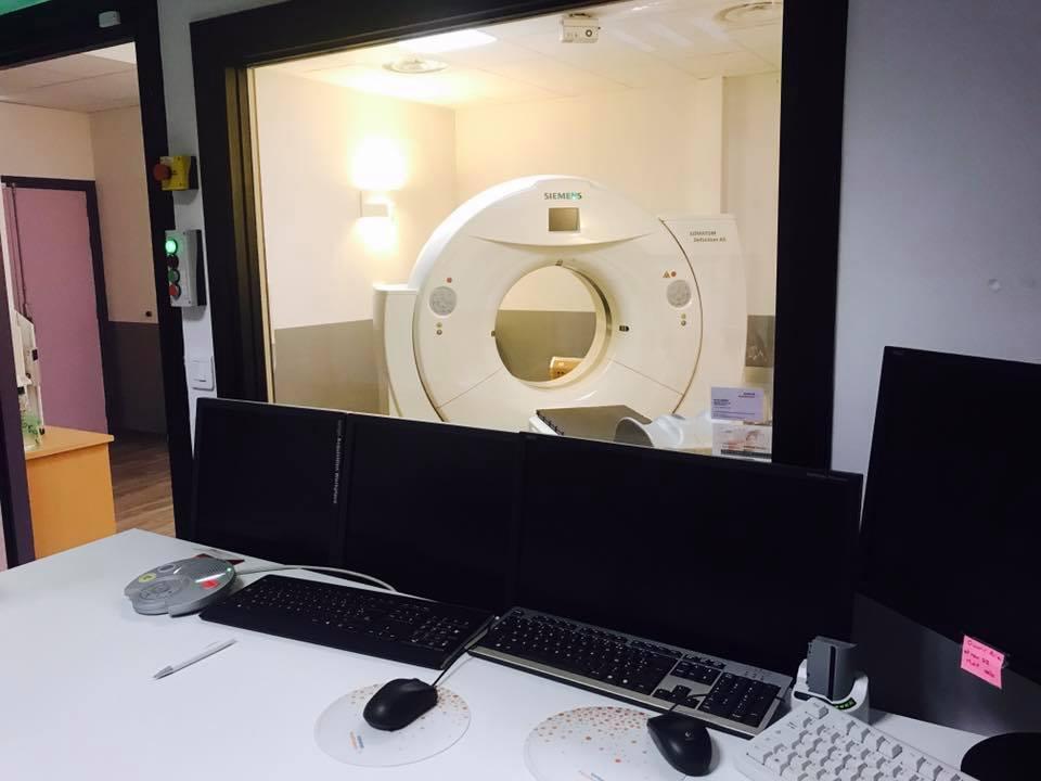Scanner dédié à la radiothérapie